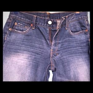 7 for all mankind capri jeans size 28